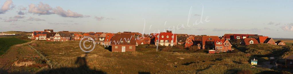 Baltrum-Panorama